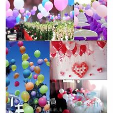 50PCS Thick Latex Pearl Balloons 10inch For Party Wedding Birthday Xmas Decor
