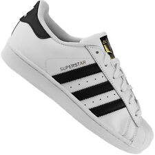 Adidas S rstar Trainers Leder Cult Shoes Trainers C77154 white/black