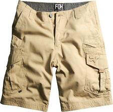 Fox Head Racing SLAMBOZO Mens Cargo Short Casual DARK KHAKI 04575-108