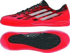 adidas SK Free Football Indoor 2015 Soccer SHOES Brand New Red / Black / White