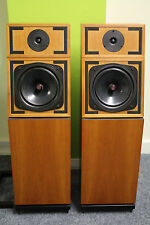 Naim SBLs in Cherry with PXO, boxes, MK2 drivers, spotless