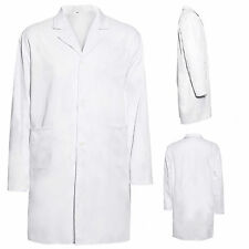 White Lab Coat / Laboratory Coat / Warehouse Coat / Doctor's Coat
