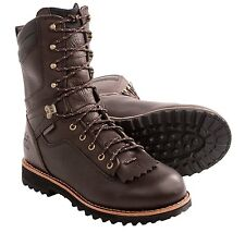 """Red Wing Irish Setter BLACK BEAR 10"""" Waterproof Insulated Hunting Work Boots"""