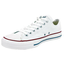 CONVERSE CHUCK TAYLOR ALL STAR OX OPTICAL WHITE M7652 SHOES TRAINERS