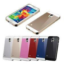 For Samsung Galaxy S5 SV i9600  New Ultra-thin Metal Case Back Cover