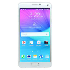 Samsung Galaxy Note 4 SM-N910A 32GB Smartphone for AT&T White or Black