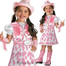 CK522 Wild West Cutie Pink Cowboy Rodeo Cowgirl Fancy Dress Party Costume Hat