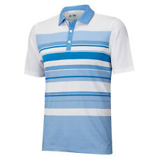 Adidas Golf Men's ClimaCool Sport Performance Striped Polo Shirt - Brand NEW