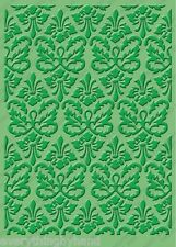2000215 KASSIES BROCADE Embossing Folder Cuttlebug, ProvoCraft, Provo Cricut