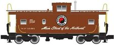 "Atlas ""O"" #3004604-2 Northern Pacific Standard Cupola Caboose # 1106 (2 Rail)"