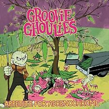 Appetite for Adrenochrome - Groovie Ghoulies CD-JEWEL CASE