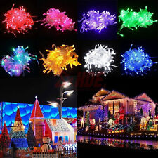 100 LED String Light For Christmas Party Decoration Waterproof Shining Light 10M