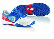 Head Sprint Junior Tennis Shoes Sneakers Blue/White/Red - Authorized Dealer