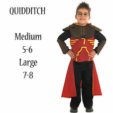 Harry Potter - Deluxe QUIDDITCH Robe Fancy Dress Costume - Assorted Sizes