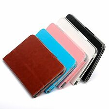 New 7 inch Universal Leather Stand Case Cover For Android Tablet PC Smartphone