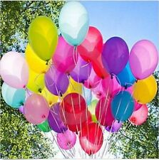20/50/100Pcs Balloon Helium Balloons Party Wedding Birthday Latex Balloons 10''