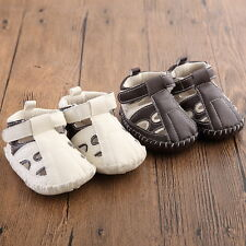 NEW Summer Beautiful Baby Girls Toddler Soft Shoes Kid Crib Sandals 3 Size