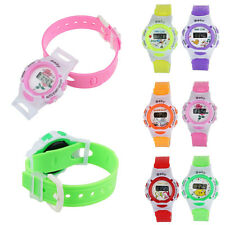 Cute Boys Girls Students Watches Electronic Digital LED Sport Wrist Watch Gifts