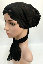 New Style Women Muslim Lace Hijab Caps Islamic Under Scarf Hats