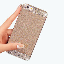 For iPhone 6 plus Beauty Luxury Glitter Bling Hard Crystal Rhinestone Cover Case