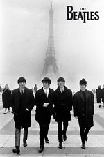 New Liverpool Lads in Paris The Beatles Poster