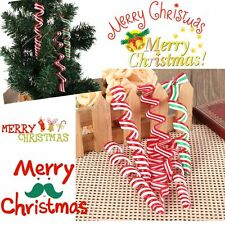 4Pcs Christmas New Year Xmas Tree Decorations Pendant Home Wedding Party Gifts