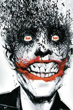 New DC Comics Batman Joker Bats Poster