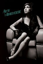 Amy Winehouse Chair Poster 61x91.5cm
