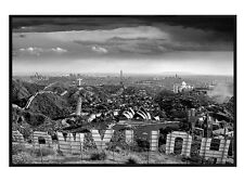 New Gloss Black Framed Thomas Barbey One Too Many Drinks Poster