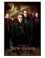 Twilight New Moon Gloss Black Framed The Volturi Maxi Poster 61x91.5cm