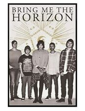 Bring Me The Horizon Gloss Black Framed Star BMTH Maxi Poster 61x91.5cm