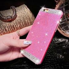 Beauty Luxury Glitter Bling Crystal Rhinestone Cover Case for iPhone 6 & 6 plus