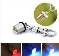 New Pet Cat Dog Safety LED Clip Buckle Night Light Flashing Collar Pendant Tag