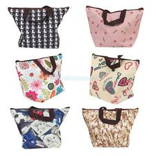 Insulated Lunchbox Bag Lunch Tote Cooler Carry Bag for Travel Outdoor Picnic