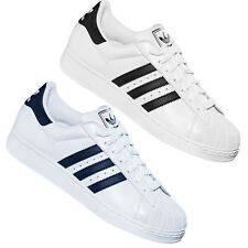 Adidas Originals Superstar 2 Trainers Shoes Trainer Leather II white