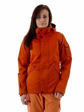 Burton Snowboard Jacket GMP Revo Jacket orange Nanotex 10.000mm Dryride