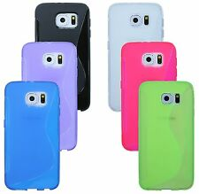 PHONE Accessories for Samsung Galaxy S6 G920F SKIN CASE COVER SOFT CASE RUBBER
