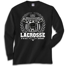 Lacrosse Laurel T-Shirt Jersey Long and Short Sleeve New Youth & Adult Sizes