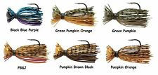 Terminator Half Skirt Football Jig - Assorted Sizes and Colors
