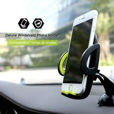 Car Windshield Mount Holder Stand Bracke for iPhone 5 6 6S Plus Cell Phone GPS