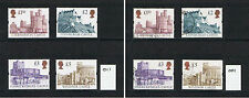 1997 Castle High Values Definitive stamps Choice Used Mint FDC Presentation Pack