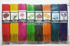 50 Sticks 9 Scent Aroma Incense Sticks Spa Herb & Fragrance Buy 3 Get 1 Free