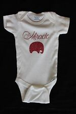 Miracle Baby Onesie, Miracle Baby, Baby Shower, Miracle Bodysuit, Coming Home