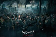 Assassins Creed Syndicate Crowd Poster 61x91.5cm
