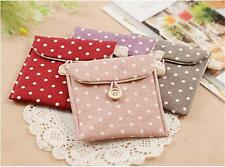 Women Girl Sanitary Napkin Towel Pads Small Bag Purse Holder Organizer Lovely