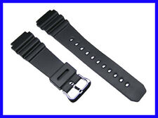 22mm Generic Diver Watch Band Strap fits Casio AMW-320 AMW-330 AD520 MD703 MD705