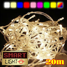SmartLight™ 20m/200 LED Indoor/Outdoor String Fairy Lights-Christmas/Party/Xmas