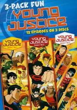 YOUNG JUSTICE: SEASON 1, VOLS. 1-3 [USED DVD]