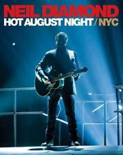 NEIL DIAMOND: HOT AUGUST NIGHT/NYC [USED DVD]
