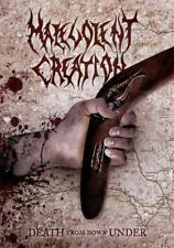 MALEVOLENT CREATION: DEATH FROM DOWN UNDER [USED DVD]